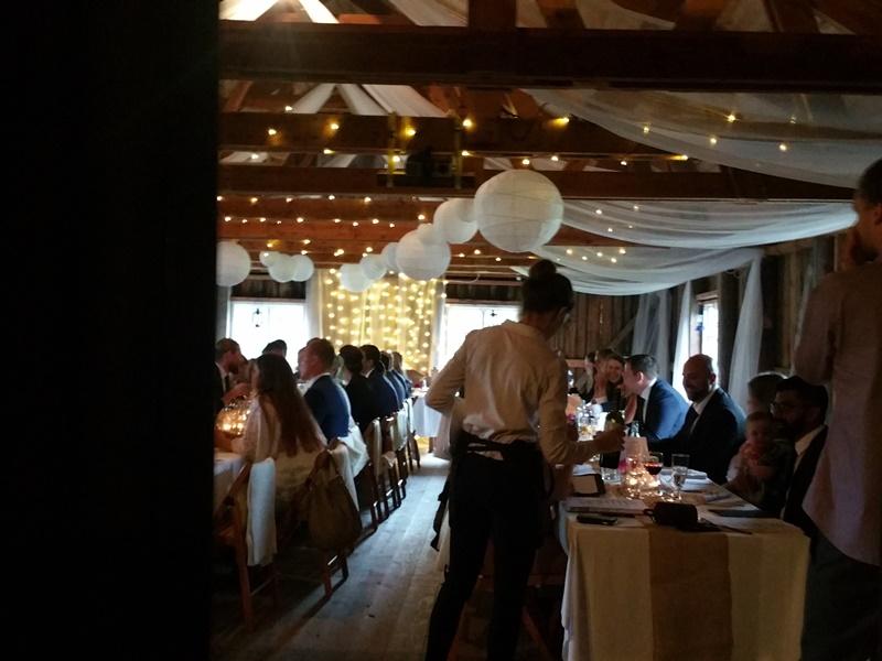 Frägsta Hälsingegård bröllop - Personalen