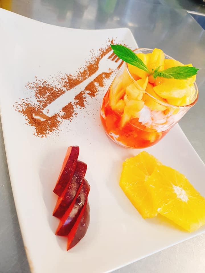 Vegansk dessert